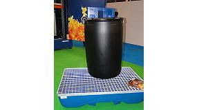 Foto de Denios presenta en Expoquimia su nuevo cubeto de retenci�n UltraSafe