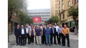 Foto de Burdinola organiza la reunión del Comité Europeo para la Normalización en Bilbao