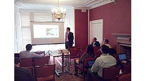 Foto de IK4-Ideko presenta en Edimburgo los primeros resultados en amarres inteligentes