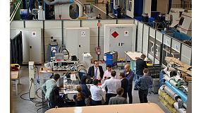 Foto de Investigan nuevos productos híbridos metal-composite para la automoción