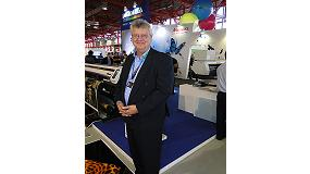 Foto de Entrevista a Mike Horsten, director de Marketing para EMEA de Mimaki Europe