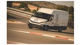 Foto de Iveco, líder del mercado español de vehículos industriales al cierre del tercer trimestre