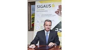 Fotografia de Entrevista a Eduardo de Lecea, director general de Sigaus