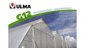 Foto de Ulma Agrícola presentará su invernadero G12 en la feria Fruit Attraction 2014