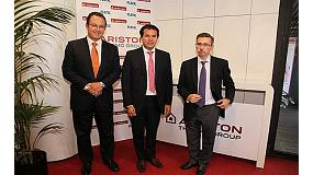 Foto de Ariston Thermo Group inaugura sus nuevas instalaciones Ariston y Fleck en Madrid