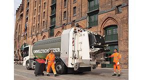 Foto de Más de 240 vehículos con transmisiones automáticas Allison limpian Hamburgo