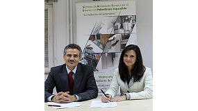 Foto de Las asociaciones de instaladores de aislamiento y de poliestireno expandido firman un acuerdo de colaboración