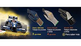 Foto de Mapa Professionnel lanza una nueva gama de guantes Grip & Proof