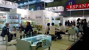 Foto de Dcoop presenta en Sial París 2014 su liderazgo en el sector oleícola y vinícola