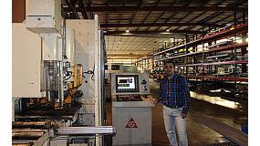 Foto de Entrevista a José Antonio Ocaña, director de fábrica de Symaga