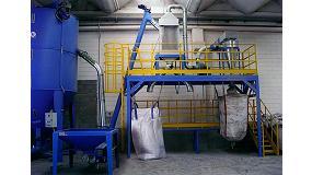 Foto de PTF Pro-Tec presenta en Equiplast 2014 el nuevo sistema de limpieza y separación de polvo T-Cleaner