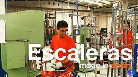 Foto de Disponible el video de Rolser en 'Fabricando: Made in Spain' de TVE La1