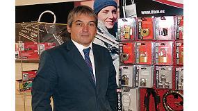 Foto de Entrevista a Pablo Alberdi, director comercial de Ifam Seguridad