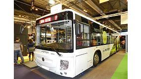 Foto de Fiaa reúne a más de 160 empresas de la industria internacional del autobús y del autocar