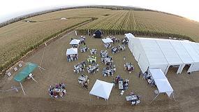 Foto de Syngenta presenta en Extremadura todas sus soluciones globales para maíz