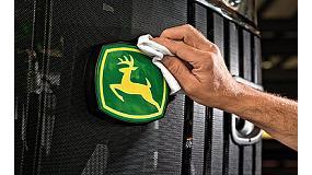 Foto de John Deere se posiciona como una de las marcas más valiosas del mundo, según el ranking elaborado por Interbrand