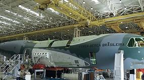 Foto de Luz verde al arranque de la fase de industrializaci�n del avi�n KC-390 de Embraer