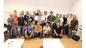 Foto de Alta participaci�n de los socios de Apeima en los cursos de prevenci�n de riesgos laborales