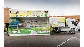 Foto de Escuela de Reciclaje recorre más de 45.000 km para visitar 205 localidades españolas