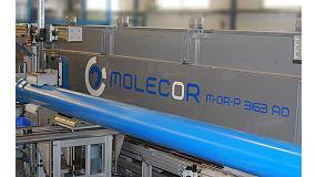 Foto de TOM: la nueva generación de tuberías de PVC orientado (PVC-O)