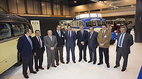 Foto de El consejero de Infraestructuras, Transporte y Vivienda de la Comunidad de Madrid visita Fiaa 2014