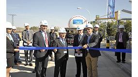 Foto de Abelló Linde inaugura una planta de CO2 en Salamanca
