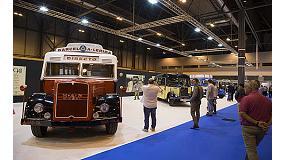 Foto de Fiaa 2014 muestra la evoluci�n de los autobuses durante el siglo XX