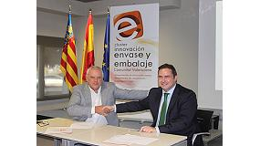 Foto de El Clúster del Envase y Embalaje y el despacho Vitoria de Lerma firman un acuerdo