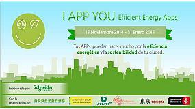 Foto de Microsoft y Schneider Electric lanzan la Efficient Energy Appathon