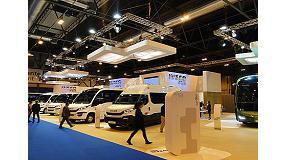 Foto de Iveco Bus presenta en Fiaa 2014 toda la nueva gama de vehículos Euro 6 y el Nuevo Daily Minibus