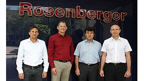 Foto de RS Components firma un acuerdo de distribución global con Rosenberger