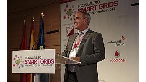 Foto de Jofemar presenta el proyecto LIFE Factory Microgrid en el II Congreso de Smart Grids de Madrid