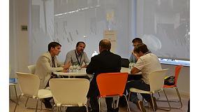 Foto de El Clúster del Packaging participa en el encuentro interclúster con 16 clústers de Dinamarca