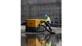 Foto de Atlas Copco ampl�a sus soluciones de achique con bombas de accionamiento con motor diesel