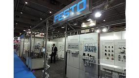 Foto de Festo amplía su proyección en la industria química, petroquímica y farmacéutica