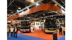 Foto de La Feria Internacional del Autobús y del Autocar cierra las puertas de su duodécima edición