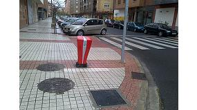 Foto de Miranda de Ebro instala hidrantes Elancio de Saint-Gobain PAM España