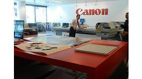 Foto de Canon: 'Su futuro está en la impresión'