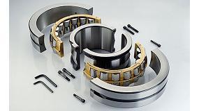 Foto de Rodamientos FAG partidos oscilantes de rodillos, de montaje simple y rápido