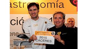 Foto de C�ceres, Capital Espa�ola de la Gastronom�a 2015