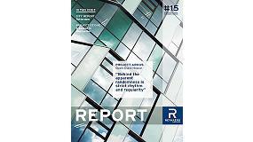 Foto de Reynaers Aluminium lanza el número 15 de su revista de arquitectura Report