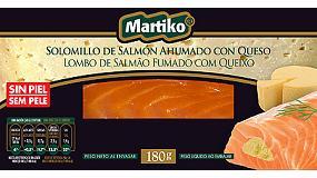 Picture of Ahumados Martiko lanza 2 nuevos intensos sabores de salmón ahumado