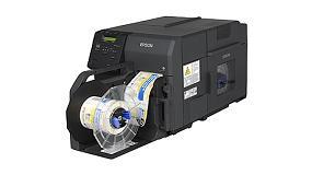 Foto de Epson lanza una nueva impresora industrial de etiquetas a color