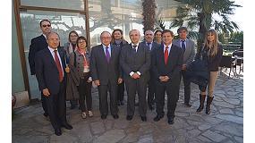 Foto de Fedequim visita ChemMed Tarragona con un grupo de empresarios del sector