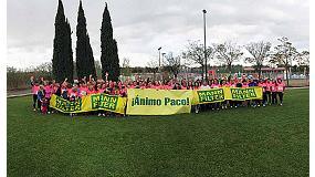 Foto de MANN+HUMMEL Ibérica muestra su compromiso solidario y deportivo en la Carrera de la Mujer de Zaragoza contra el cáncer