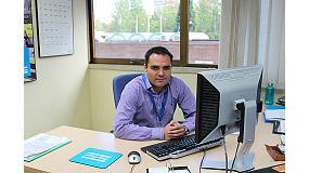 Foto de Entrevista a Luis M. Bustos, jefe de L�nea de Negocio Herramientas de Construcci�n de Atlas Copco