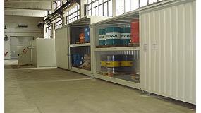 Foto de Almacenes para residuos contaminantes: una s�lida apuesta por la seguridad