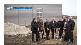 Foto de Multivac construye un nuevo centro logístico