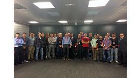 Foto de Éxito de participación en el taller de seguridad de máquinas desarrollado en el Festo AutoMotion Center de Vizcaya