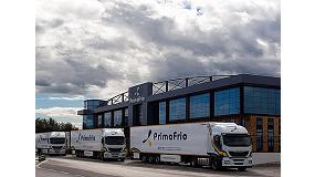 Foto de Iveco suministra a Primafrio los primeros camiones Euro 6 que incorpora a su flota